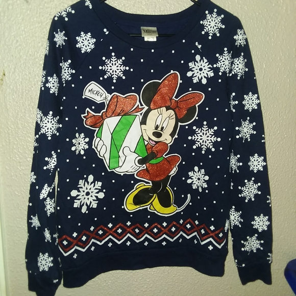 Tops - Minnie mouse sweater